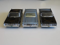 Greenlight 1:64 - 1965 Lincoln Continental Collection (RS 1990) Tags: greenlight 164 lincoln continental scale diecast car march2019 1965
