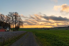 Konradsreuth (Burnett0305) Tags: abend abendrot baum bavaria bayern bäume evening germany himmel konradsreuth landkreishof landscape landschaft landschaftnatur natur nature nikon nikonafs24120mmf40vr nikond750 pflanzen sky sonne sonnenuntergang sun wald wolke wolken afterglow cloud clouds country forrest gelb green grün hell light orange outside plants sundown sunlight tree wood woods yellow