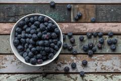 Blueberries (CarolienCadoni..) Tags: sony ilca99m2 sal50f14 50mmf14 blueberries stilllife pov dof bokeh