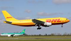 D-AEAN (Ken Meegan) Tags: daean airbusa300b4622rf 703 dhl europeanairtransport dublin 1042019 airbusa300 airbus a300b4622rf a300600 a300
