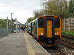 150263 Penryn (Marky7890) Tags: gwr 150263 class150 sprinter 2t69 penryn railway cornwall maritimeline train