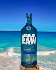 Absolut (euanwhite) Tags: absolut raw absolutraw bahamas exuma dock ocean blue sky sand vacation waves