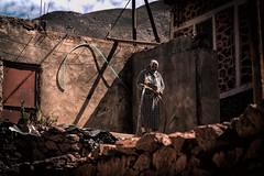 Berber Woman, Atlas Mountains, Morocco (KSAG Photography) Tags: atlasmountains mountains village morocco africa northafrica berber lady woman person nikon march 2019