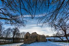 Bix Old Church /1 (FlickrDelusions) Tags: warburgnaturereserve bbowt oxfordshire ruins church tamronsp1024mmf3545diii bixoldchurch bixbottom chilternhills aonb chilterns naturereserve bix henleyonthames england unitedkingdom gb