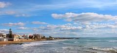 La Marina (Fausto Bufardeci) Tags: mare sea marinadiragusa spiaggia beach sicilia sicyli italia sand sky clouds dream soul isola