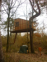 Baumhaus (Jörg Paul Kaspari) Tags: wittlich baumhaus treehouse winter
