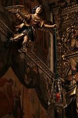 Parroquia San Lorenzo Mártir # 2 (just.Luc) Tags: spain spanje espagne españa spanien andalusië andalucía andalusien andalousie andalusia sevilla seville séville siviglia kerk kirche église church iglesia chiesa angel ange engel
