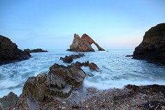 Bow Fiddle Rock. (Steviethewaspwhisperer) Tags: bowfiddlerock bow fiddle rock
