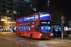 Go Ahead London Central WVL333 (LX59DDK) on Route 178 (hassaanhc) Tags: goahead goaheadgroup goaheadlondon volvo b9tl wrightbus