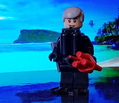 Boatswain's mate first class William Hopper (brickhistorian) Tags: war world ww2 wars wii two pacific seal navy sailor explode theatre theater sea naval landing operation custom customs minifig minifigure moc brick craft photo special forces specop specops blackops operations
