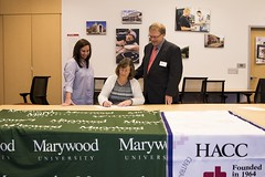 HACC-8 (HACC, Central Pennsylvania's Community College.) Tags: respiratory therapist respiratorytherapist articulation agreement marywooduniversity health career