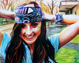 (Skyler Brown Art Profile Picture