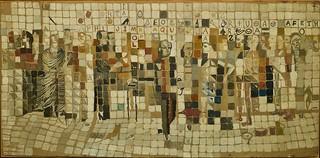 Le Métro (1940) - Vieira da Silva (1908 - 1992)