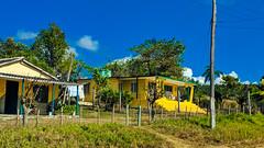 Houses in Carmita village (lezumbalaberenjena) Tags: carmita camajuani camajuaní villas villa clara cuba lezumbalaberenjena 2019