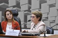 CRA - Comissão de Agricultura e Reforma Agrária (PSL no Senado) Tags: audiênciapública cra mapa senadorasorayathronickepslms ministraterezacristina brasília df brasil bra