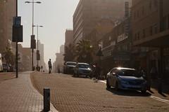 Ocean fog in the city. Durban, South Africa (varfolomeev) Tags: 2019 юар город улица southafrica city street fujifilmxt10