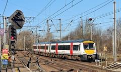 170201, Abellio Greater Anglia Turbostar, Ipswich, 5th. March 2019. (Crewcastrian) Tags: 170201 ipswich railways trains transport abellio greateranglia class170 turbostar dmu