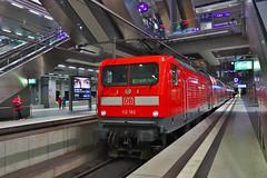 DB Regional Express 112182 - Berlin Hbf (KA Transport Photography) Tags: db regional express 112182 berlin hbf