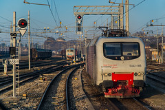 EU43 005 RAIL TRACTION COMPANY - VERONA PORTA VESCOVO- (Giovanni Grasso 71) Tags: eu43 005 rail traction company verona porta vescovo nikon d610 giovanni grasso