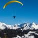 Parapente - Mont Chéry - Alpes