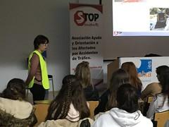 IMG_4252 (Centro PluriFP IES Leixa) Tags: ies leixa stop accidentes educación vial