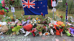 190318Dunedin5961w (GeoJuice) Tags: newzealand christchurchatrocity dunedin respect