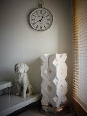 TriCubes - Octagonal Lamp (pia miller) Tags: origami sonobe paperart cube