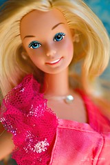 Tag Game:My forgotten/neglected dolls (♥ Lily Queens ♥) Tags: barbie doll superstar repro mattel 2008