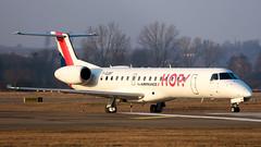 Embraer ERJ-145MP F-GUBF HOP! (William Musculus) Tags: aviation plane airplane spotting william musculus strasbourg entzheim lfst sxb fgubf hop embraer erj145mp af afr a5 erj145
