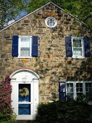 Stone Cottage (e r j k . a m e r j k a) Tags: pennsylvania benavon abode house stone cottage spring encore 2011 erjk