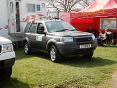 2001 Land Rover Freelander TD4 GS First Responder (andrewgooch66) Tags: classic vintage veteran heritage preserved emergency fire ambulance firstaid tender appliance pump rescue ladder