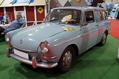 1965 VW 1600 Variant Front (Joachim_Hofmann) Tags: auto fahrzeug kraftfahrzeug vw volkswagen typ3 1600 variant kombi heckmotor unterflurmotor kfz
