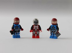 Neo Spyrius (The Brick Artisan) Tags: spyrius neo neoclassic space spaceman minifigure minifigures lego 90s