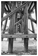 - Under the Old Railroad Bridge - (claudiov958) Tags: 35mm arizona biancoenero blancoynegro cavecreek claudiovaldés černýabílý fp4plus film ilfosol3 leicaleitzr35mmf2summicron leicar8 noiretblanc pretoebranco blackwhite czarnyibiały ngc schwarzundweiss черноеибелое