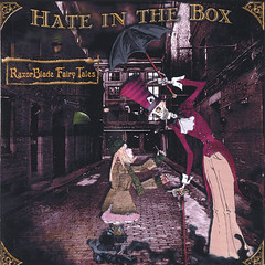 Bloody Ballerina by Hate in the Box (Gabe Damage) Tags: puro total absoluto rock and roll 101 by gabe damage or arthur hates dream ghost