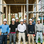 施工者育成プログラムの写真