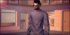 ♔ LoTd 338 (Victoria Michigan) Tags: cheerno kz poses gaeg exalted urbanmind tmj the men man jail signature stealthic sl second secondlife blogger life blog