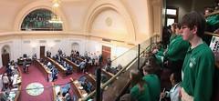 4-H at the Capitol (uacescomm) Tags: arkansas 4h capitol