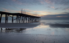 Claremont Pier 1 (patstebbings59) Tags: light eastcoast eastanglia seascapes february sunrise beach suffolk claremontpier lowestoft