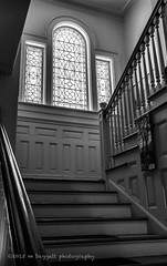 Stairwell (99baggett) Tags: architecture blueridgeparkway boone conehouse jmb1950 mosesconehouse mountains nature nc northcarolina wildlife