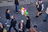 132-Tête de licorne (Alain COSTE) Tags: bordeaux carnaval coursvictorhugo lesgens parkingvictorhugo pointdevue sociabilité confetti hauteur rue gironde france fr