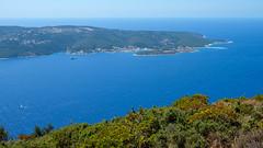 Fiskardo from Ithaca (Rupert Brun) Tags: 2017 greece holiday ionian island ithaca mediterranean september summer ithaki peloponnisosdytikielladakeio peloponnisosdytikielladakeionio gr fiskardo kefalonia