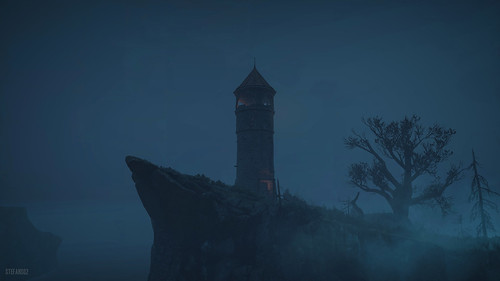 The Witcher 3: Wild Hunt / Misty Tower
