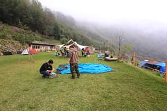 IMG_7372 (諾雅爾菲) Tags: canon6d taiwan 台灣 苗栗 泰安 露營 camping 武嵐露營區 coleman