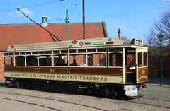 Blackpool & Fleetwood 40.   (IMG_2076) (Robert G Henderson (Romari).) Tags: beamishmuseum blackpool fleetwood tramcar tram april 2019 transport