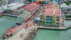 ... toyland ... (wolli s) Tags: antigua antiguaundbarbuda caribbean stjohn panorama shift tilt saintjohns saintjohn ag nikon d7100 toyland spielzeugland