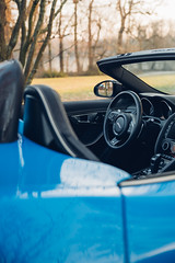 Project 7. (Alex Penfold) Tags: jaguar project 7 supercars super car cars autos blue 2019 germany