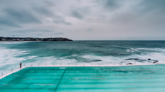 Cool Changes (blentley) Tags: canon eos 5dmkiii 5d3 wideangle wide angle landscape bondi bondibeach bondiicebergs swimming pool clouds longexposure long exposure nisi