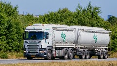 DF97470 (18.07.03, Motorvej 501, Viby J)DSC_3605_Balancer (Lav Ulv) Tags: 253922 r500 v8 silo dlg white tanker tankvogn tankwagen tanktruck highline rigid trailer e5 euro5 6x2 2012 r6 scania rseries pgrseries scaniarseries truck truckphoto truckspotter traffic trafik verkehr cabover street road strasse vej commercialvehicles erhvervskøretøjer danmark denmark dänemark danishhauliers danskefirmaer danskevognmænd vehicle køretøj aarhus lkw lastbil lastvogn camion vehicule coe danemark danimarca lorry autocarra danoise vrachtwagen motorway autobahn motorvej vibyj highway hiway autostrada