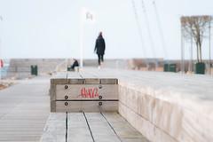 By the ocean (Maria Eklind) Tags: moln sunset skåne ocean winter sky nature himmel nordic sweden city västrahamnen solljus solnedgång malmö skånelän sverige se